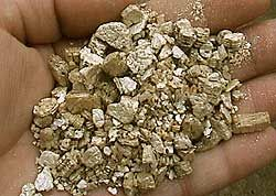 Vermiculite Insulation Www Thehomeinspector Com The